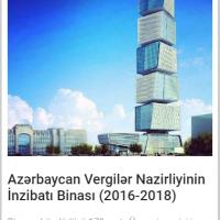 Azərbaycan Vergilər Nazirliyinin İnzibatı Binası (2016-2018)