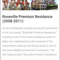 Roseville Premium Residance (2008-2011)