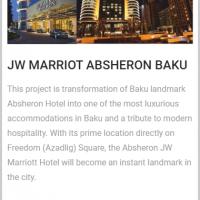 JW MARRIOT ABSHERON BAKU