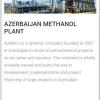AZERBAIJAN METHANOL PLANT