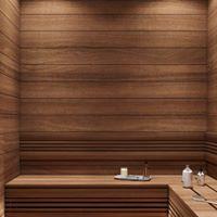 Sauna dizaynı