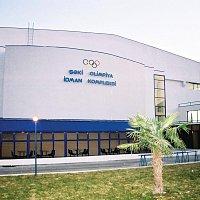 Şəki Olimpiya Idman Kompleksi