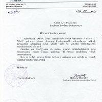 Referanslar. Azərbaycan Dövlət Gənc Tamaşaçılar Teatrı