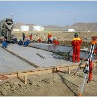 2000 m asfalt-beton yolun tam inşası
