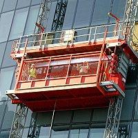Construction Hoist. A1412007L