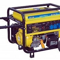 Generator 380V/6,5Kv. AKSA 8000E