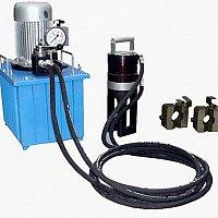 Rebar couplers pressing machine.BARSPLICE