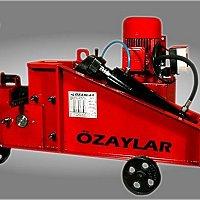 Rebar cutting machine 36 (38)mm. Ozaylar MCH-36