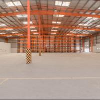 Dry warehouse