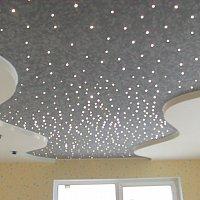 3 otaqlı evin dartma tavan quraşdırılması
