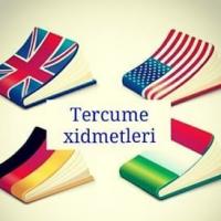 Tərcümə xidmətləri