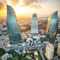 BAKU FLAME TOWER