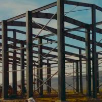 Metal konstruksinın qurulması