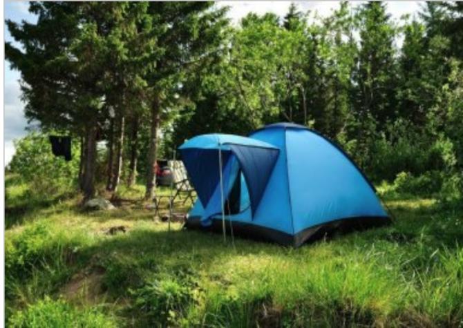Turistik çadırlar