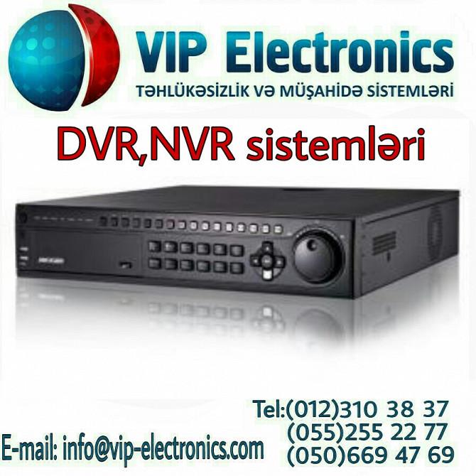 DVR cihazları, P2P funksiyalı Rekord sistemi