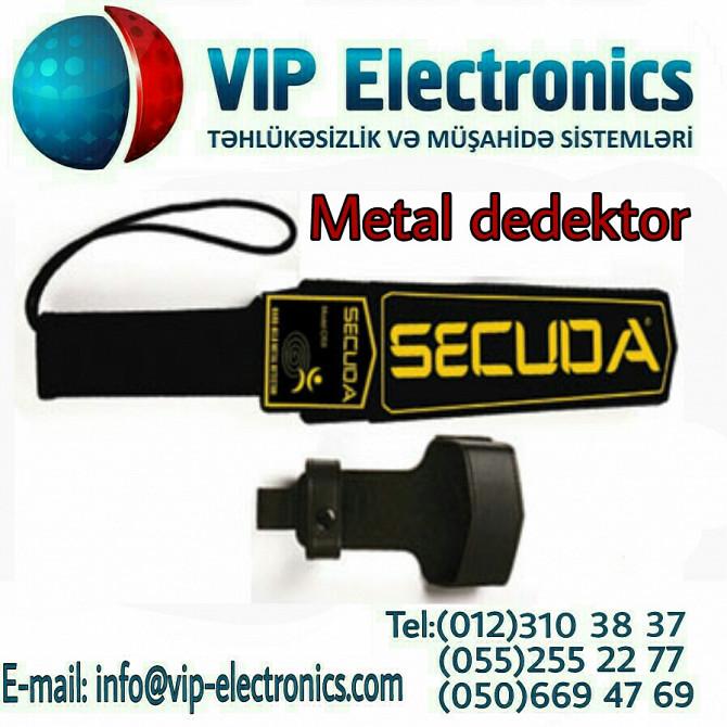 Metal arama detektorları, metal arama sistemi