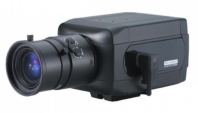 Tehlukesizlik kameralari: box kameralar