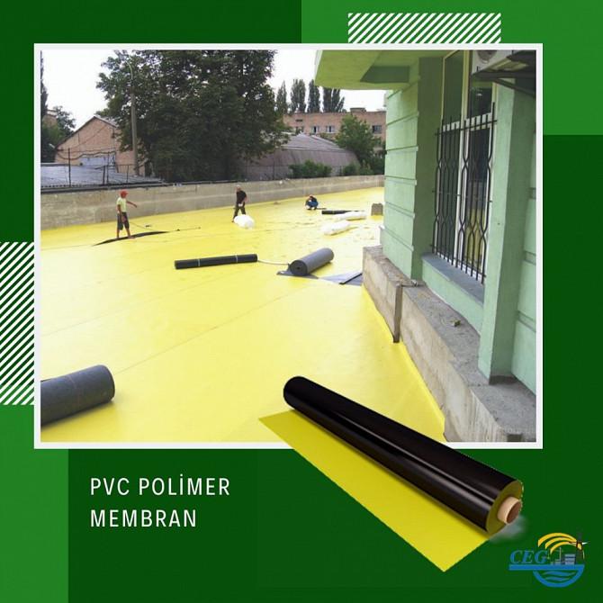 PVC Polimer Membran Texnonikol