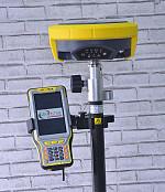 GeoMax Zenith 40 GPS qəbuledici