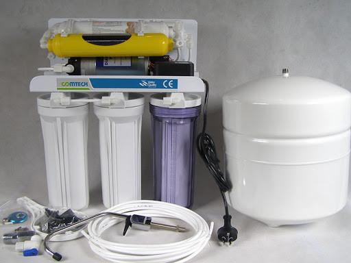Ecosafe 6 mərhələli təmizləmə filteri