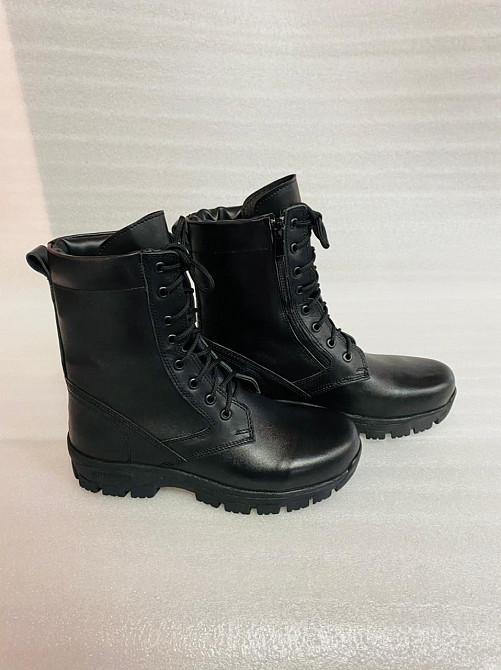 Hərbi ayaqqabılar  (Model 001-004)